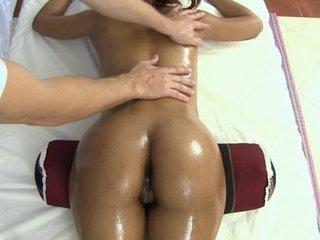 Sexuak massage for thai cutie Sandy