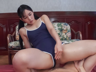 Yui Kasugano enjoys cock in very sloppy manners